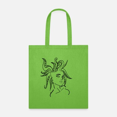 Sea Medusa - Tote Bag