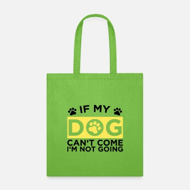 Antisocial Dog owner quote introvert gift - Tote Bag