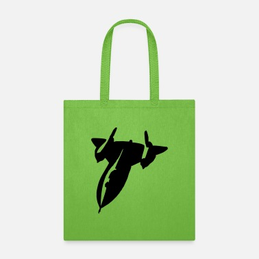 Space Ship Space Ship - Tote Bag