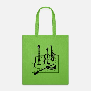 Instrument musical instruments - Tote Bag