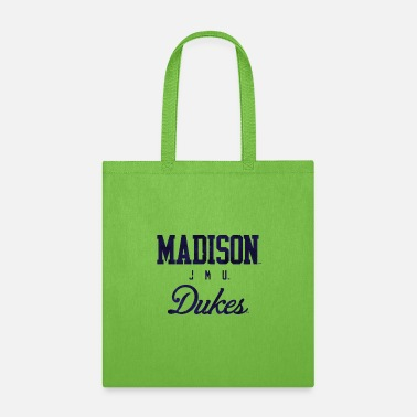 James Madison James Madison Jmu Dukes Women'S Ncaa 30Jmu1 Gift T - Tote Bag