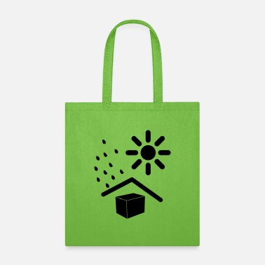 Weather weathered - Tote Bag