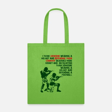 Enjoy Wearing A Helmet Funny T-shirt - Tote Bag