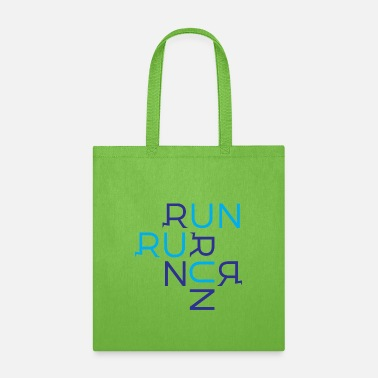 Running Run Run Run - Tote Bag
