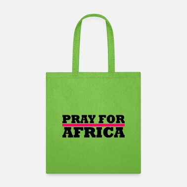 Africa Africa / Pray For Africa - Tote Bag