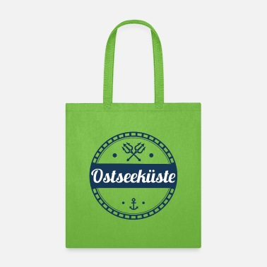 Baltic Sea Baltic Sea coast,coast,sea,baltic,germany - Tote Bag