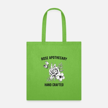 Rose Apothecary Hand Crafted - Tote Bag