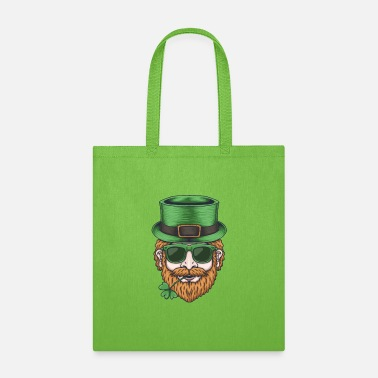 Husband Man Head St Patrick'S Day - Tote Bag