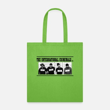 The International Criminals, Inc. Poster - Tote Bag