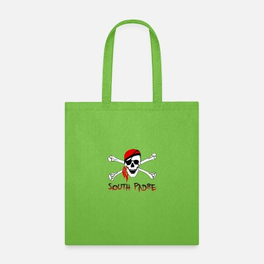 South Padre Island Texas south padre pirate - Tote Bag