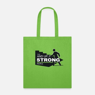 Marathon Strong Geniiu - Tote Bag