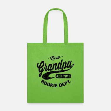 New Grandpa New Grandpa 2019 - Tote Bag