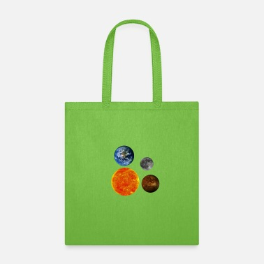 Planets Planets - Tote Bag