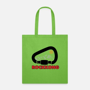 Climbing Rockkong forest - Tote Bag