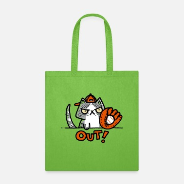 Out Out - Tote Bag