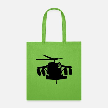 Helicopter Mechanic helicopter - Tote Bag