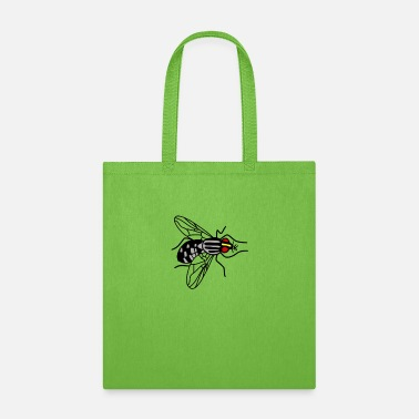 Fly Fly, insect - Tote Bag