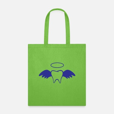angel tooth 04 - Tote Bag