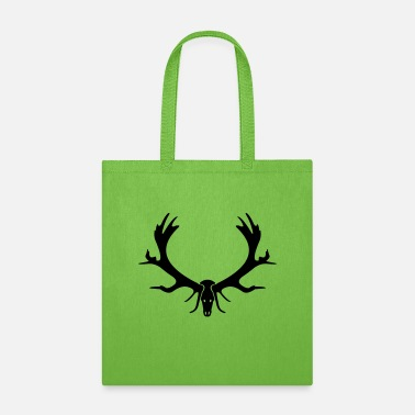 Male antler - Tote Bag