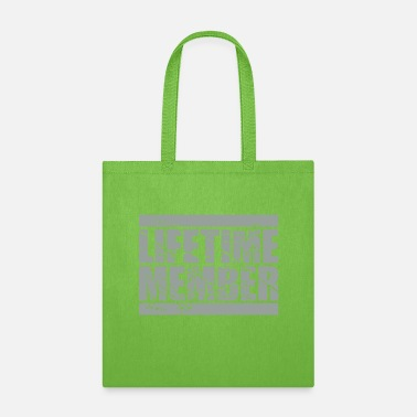Lifelong Friends scratch tears stamp lifelong team lifetime member - Tote Bag