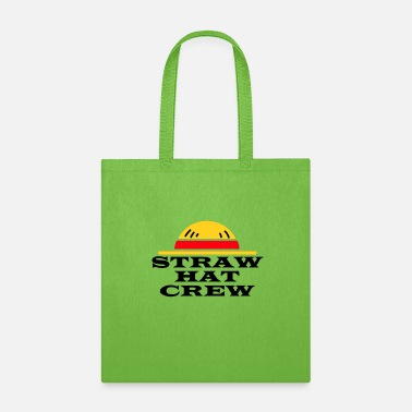 Piece Straw Hat Crew - Tote Bag
