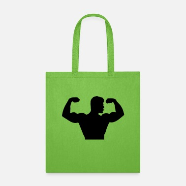 Muscle muscle - Tote Bag