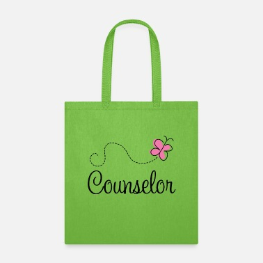 Health Counselor Occupation Gift - Tote Bag