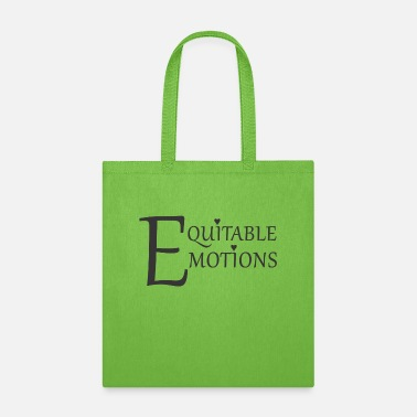 Equitation Equitable Emotions - Tote Bag