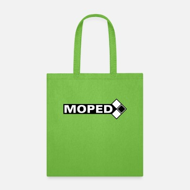 Jawa Logo Moped Logo (2 changeable Colors) - Tote Bag
