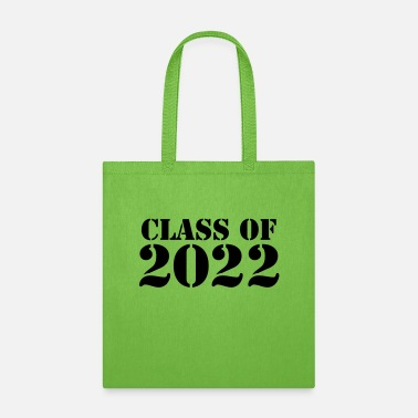 2022 Class of 2022 - Tote Bag