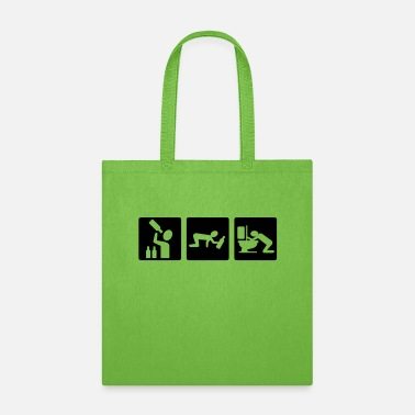 Stag alcohol - Tote Bag