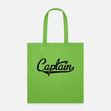 Captain captain - Tote Bag