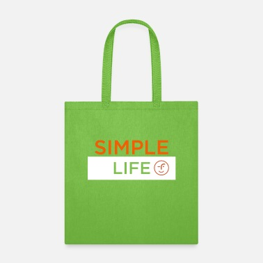 Simple Life - Tote Bag