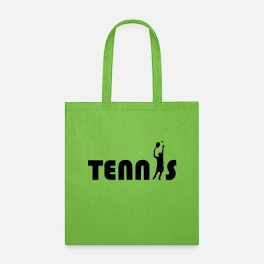Tennis Game tennis game - Tote Bag