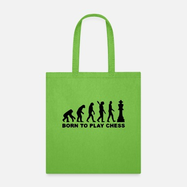 Darts bornt to play chess - Tote Bag