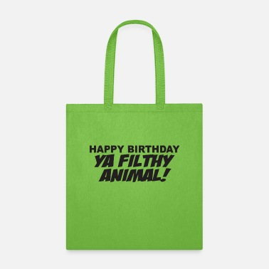 B Day happy b day - Tote Bag