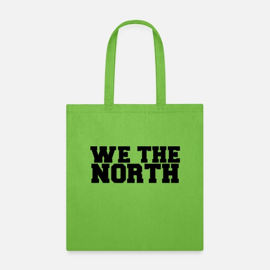 North Bags & Backpacks - We The North - Tote Bag lime green