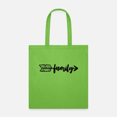 Christian Family Family, Faith, Christian - Tote Bag