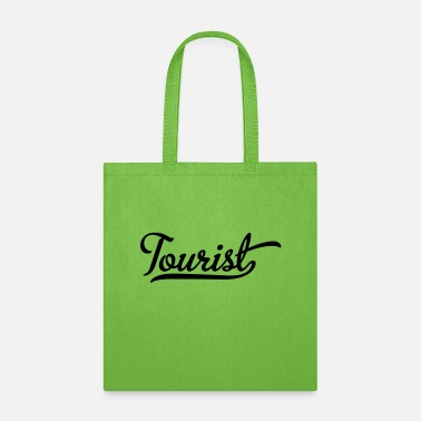 Tourist Tourist - Tote Bag