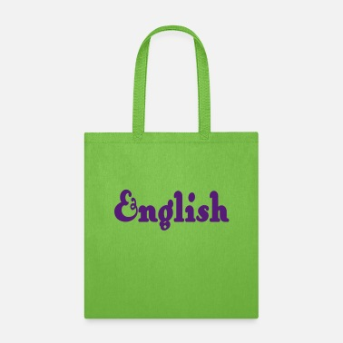 Elegance ❤✦Love English-Englishes are Awesome and Best✦❤ - Tote Bag