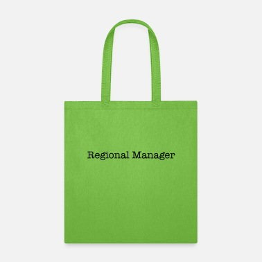 Region Regional Manager - Tote Bag