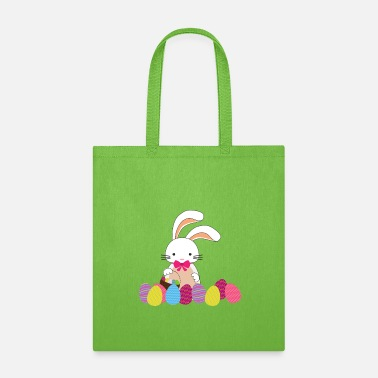 Easter Easter Easter Egg Easter Bunny Happy Easter Easter - Tote Bag