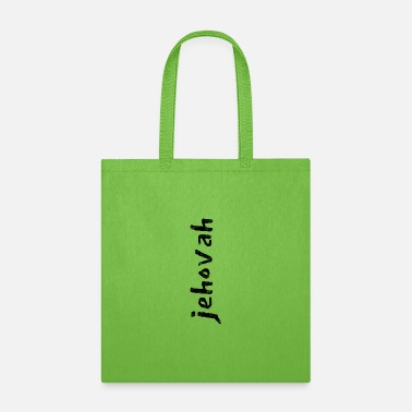 Jehovah jehovah - Tote Bag