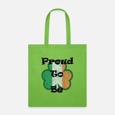 Men's Premium T-Shirt irish awesome - Tote Bag