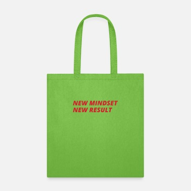 Big New Mindset New Result - Tote Bag