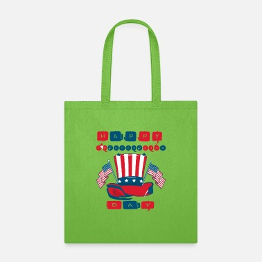 Family Happy independence day and 4th July gift - Tote Bag