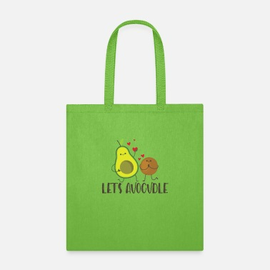 Avocadobread Let's Avocudle - Tote Bag