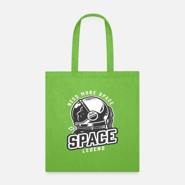 California Need More Space - Tote Bag