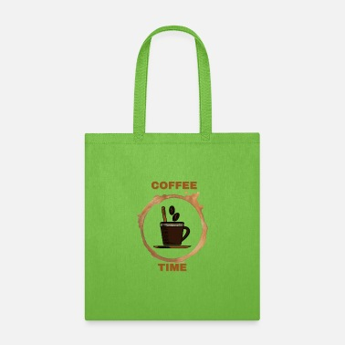 Coffe Coffe Shirts | Gifts for coffee lover | Addicted - Tote Bag