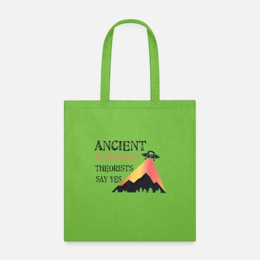 Ancient UFO Ancient - Tote Bag